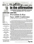 In the Affirmative, Vol.5, No.7 (Mid-July/ Mid-September 1998)