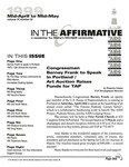 In the Affirmative, Vol.6, No.4 (Mid-April/Mid-May 1999) by Mick Martin and The AIDS Project