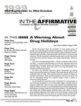 In the Affirmative, Vol.6, No.8 (Mid-September / Mid-October 1999) by Mick Martin and The AIDS Project