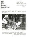 The AIDS Project Newsletter (October 1987) by David Ketchum and The AIDS Project