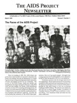 The AIDS Project Newsletter, Vol.2, No.1 (March 1989)