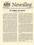 The AIDS Project Newsline, Vol.7, No.2 (November 1994) by Eve Cimmel and The AIDS Project