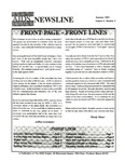 The AIDS Project Newsline, Vol.4, No.2 (Summer 1991) by Jeffrey Levensaler, Wendy Morse, and The AIDS Project
