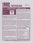 The AIDS Project Newsline, Vol.4, No.3 (Fall 1991) by Jeffrey Levensaler, Wendy Morse, and The AIDS Project