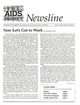 The AIDS Project Newsline, Vol.6, No.1 (February 1993) by Jeffrey Levensaler and The AIDS Project