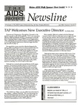 The AIDS Project Newsline, Vol.6, No.2 (July 1993) by Jeffrey Levensaler and The AIDS Project