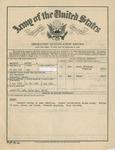 Albert Mailhot Separation Qualification Record Form
