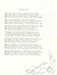 Ode to Andy Poem by Franco-American Collection