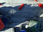 King Tide Trail Installation
