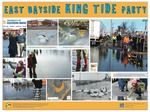 King Tide Art-Thinking Matters by Caitlin Puchalski and Rachel Rousseau