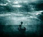 King Tide Art-Digital Montage by Ian Worden