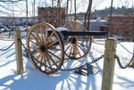 Livermore Falls, Maine: Union Park WWI Cannon