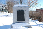Livermore, Maine: WWI Monument
