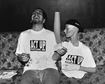 ACT UP/Portland Benefit at Portland's Underground - February, 1993