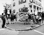 Health Care For All Protest – July, 1994