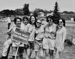 Bangor Gay Pride – June, 1995 by Annette Dragon