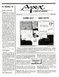 Apex : A Point of Departure, Vol.1, No.09 (October 1992)