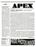 Apex : A Point of Departure, Vol.4, No.06 (July 1995)