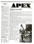 Apex : A Point of Departure, Vol.4, No.07 (August 1995)