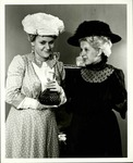 Arsenic and Old Lace - Clare R. Hooper and Cat Purington by University of Southern Maine Department of Theatre