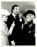 Arsenic and Old Lace - Clare R. Hooper, Stephen Price, and Cat Purington by University of Southern Maine Department of Theatre