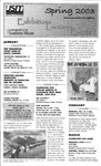 Spring 2003 - Exhibitions, Lectures, and Events by USM Art Department