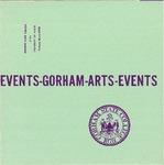 Events-Gorham-Arts-Events (1969)