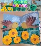 Dandy/Robin/Gardener by Sadie Pressman by Sadie Pressman