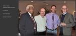 Robert Talbot (Sampson Board Member), Ira Bittues, Tom Reynolds, Howard Solomon