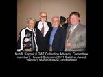 Bobbi Keppel (LGBT Collection Advisory Committee Member), Howard Solomon (2011 Catalyst Award Winner), Marvin Ellison, unidentified