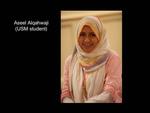 Aseel Alqahwaji (USM Student)