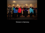 Women in Harmony