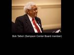Bob Talbot (Sampson Center Board Member)