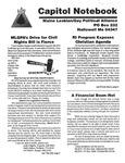 Capitol Notebook ([Jan/Feb 1993])