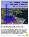 Sea Level Rise Planning for Bayside in Portland: A Community Discussion