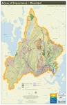Presumpscot River Watershed Map: Areas of Importance-Municipal (Map) by Presumpscot River Watershed Coalition, Casco Bay Estuary Partnership, and Center for Community GIS