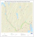 Presumpscot River Corridor Map 4: Resource Protection Zones (Map)