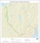 Presumpscot River Corridor Map 6: Open Space Vulnerable to Development (Map)