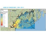 Sediment Contamination Study of Casco Bay part 3, Ramboll Environ PowerPoint 2016
