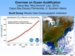 Overview on Ocean Acidification Powerpoint by Scott Doney