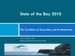 The Condition of Casco Bay and Its Watershed (2010 State of the Bay Presentation) by Curtis C. Bohlen