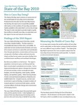 2010 State of The Bay (Fact Sheet) by Casco Bay Estuary Partnership