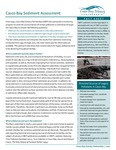Casco Bay Sediment Assessment (Fact Sheet) by Casco Bay Estuary Partnership and Ramboll Environ