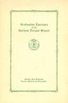 Gorham Normal School Commencement Program 1941
