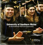 University of Southern Maine Commencement Program 2014 by University of Southern Maine