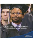 University of Southern Maine Commencement Program 2016
