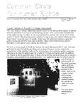 Common Circle for Human Rights, Vol.1, No.8 (September 1997)