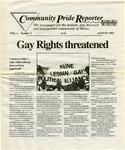Community Pride Reporter, 08/1993
