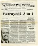 Community Pride Reporter, 10/1993