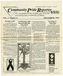 Community Pride Reporter, 12/1993